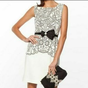 Lilly Pulitzer cameo lace you there dress